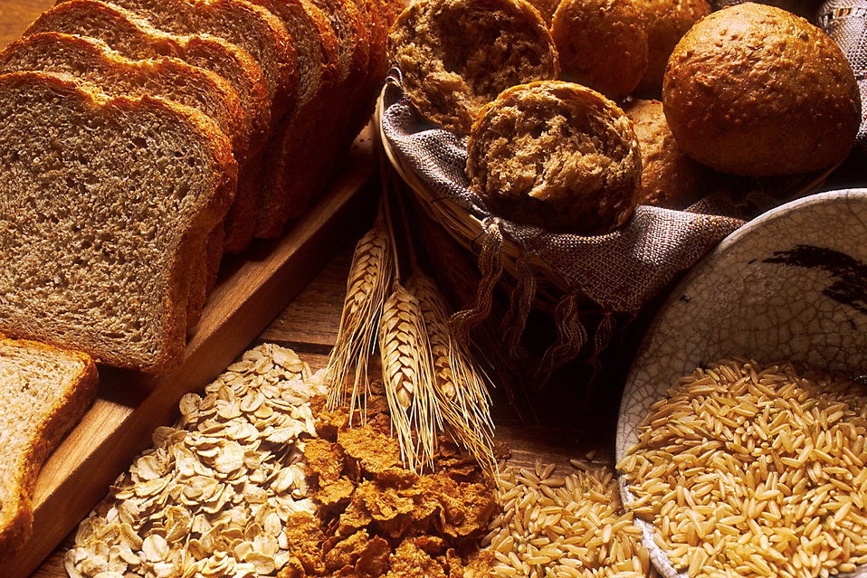 Are Gluten Allergies Actually Bullsh*t? 17400 various breads and grains pv
