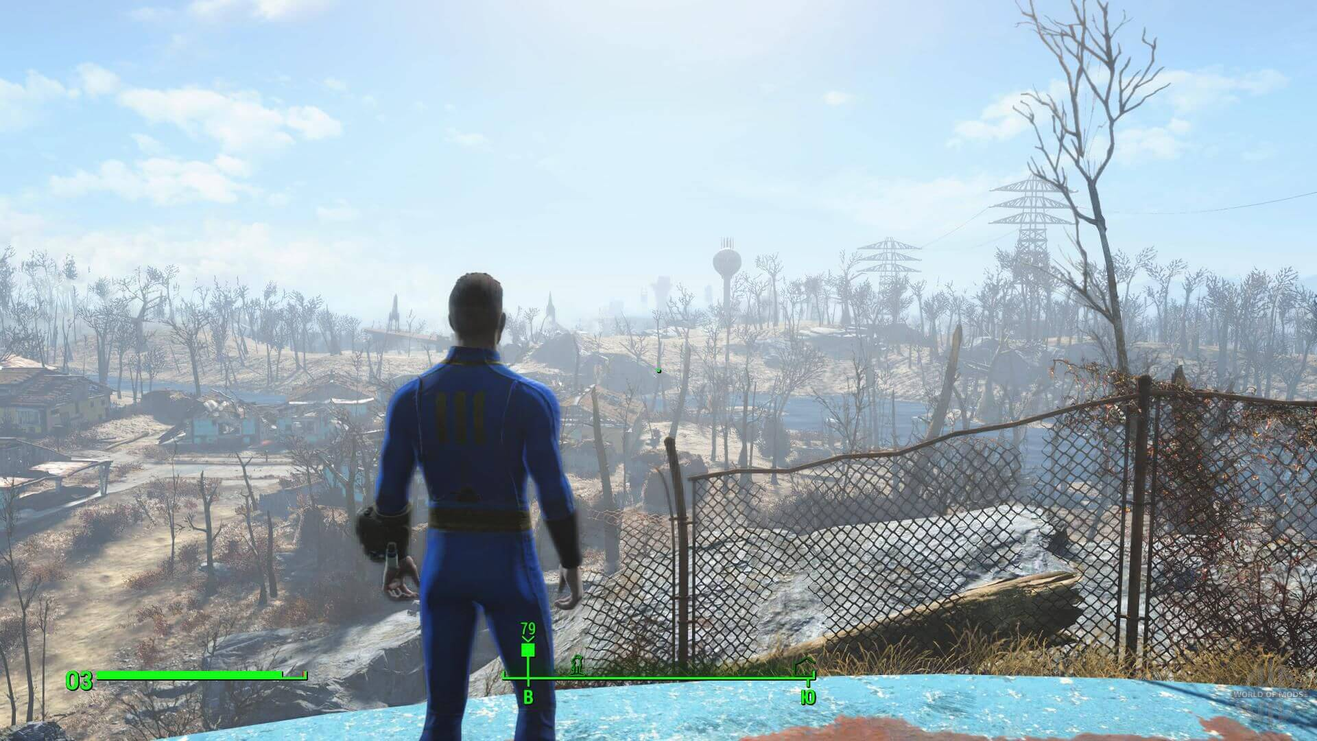Leaving Fallout 4s Vault In Third Person Is Hilarious 181870 Fallout4 2015 11 11 15 14 27 78