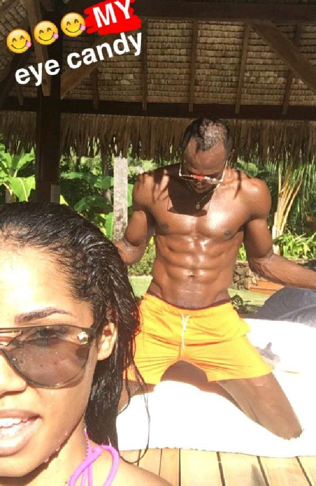 Usain Bolt Breaks Silence On Cheating Rumours In Snapchat Story 2 1