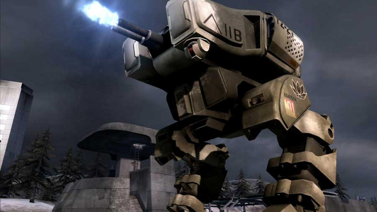 Battlefield 2142 Brought Back To Life By Fans %name