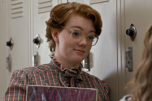 Stranger Things Barb Gets Hilarious Revenge On Kids From The Show 27 shannon purser.w529.h352