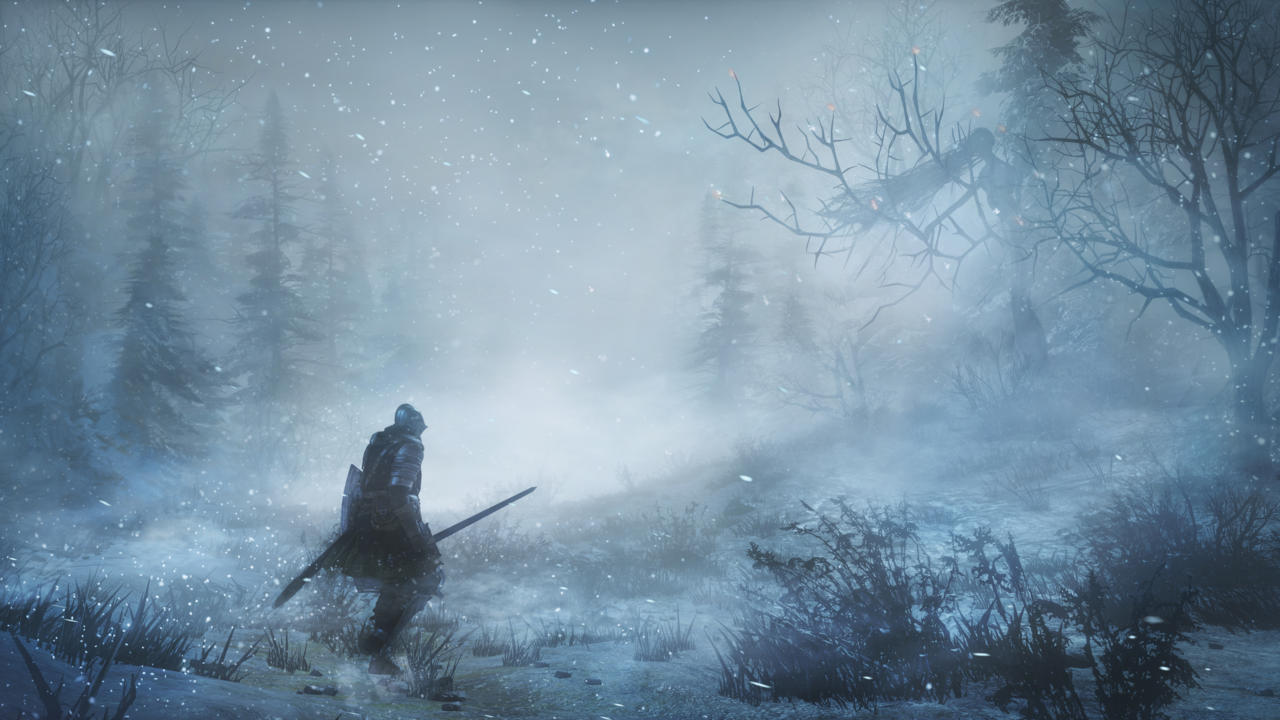 Dark Souls Creator Discusses The Future Of The Franchise 3118659 snowy hill