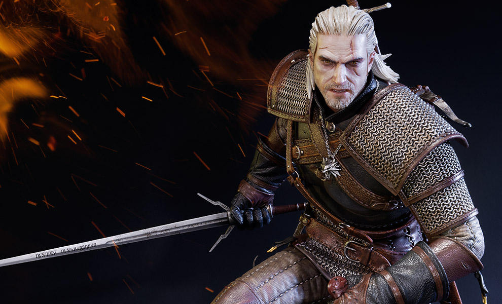 Awesome Witcher 3 Statue Features Lifelike Skin 3130853 1