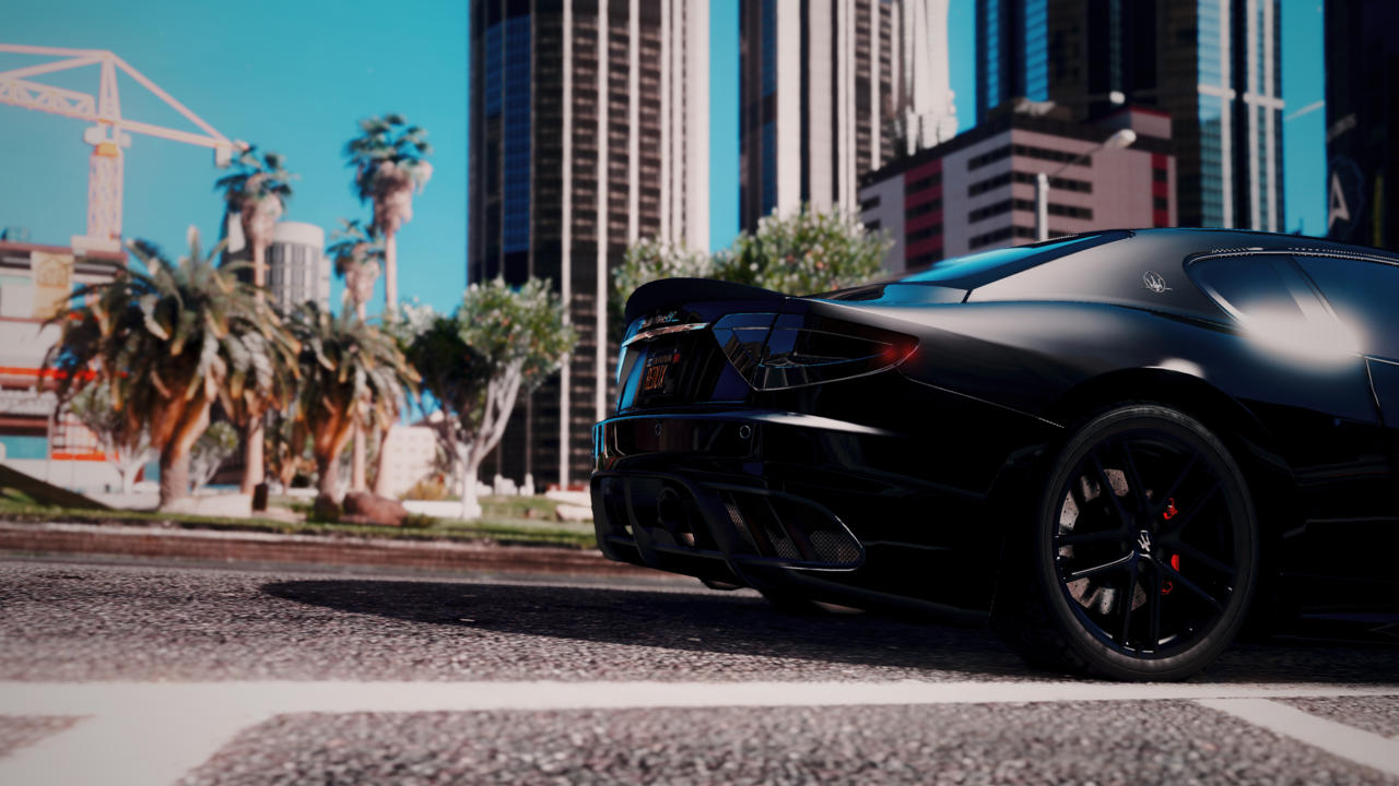 Stunning GTA V Graphics Mod Now Available, Heres What It Looks Like 3131906 gta