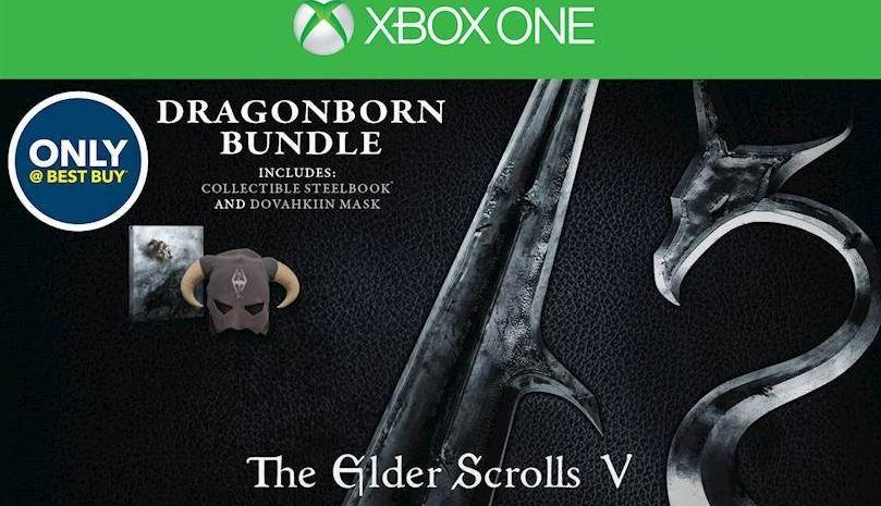 Skyrim Remaster Dragonborn Bundle Comes With Cool Extras 3135658 skyrim