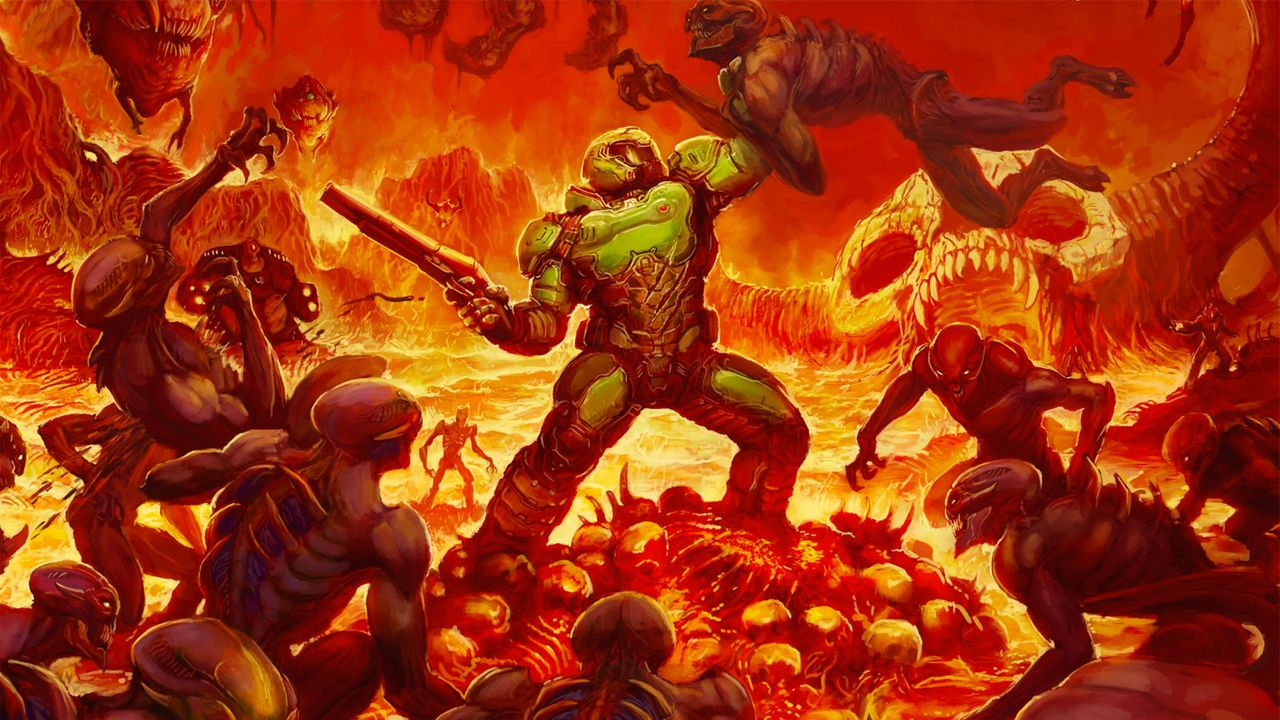 DOOM Bot Can Play The Game Better Than You 361109 DD2