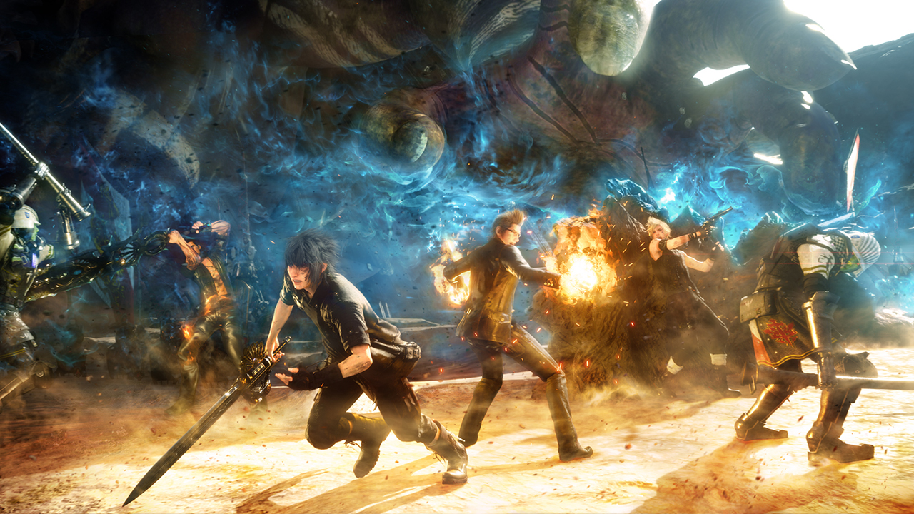 Check Out The First 40 Minutes Of Final Fantasy XV 381305 FFHeader