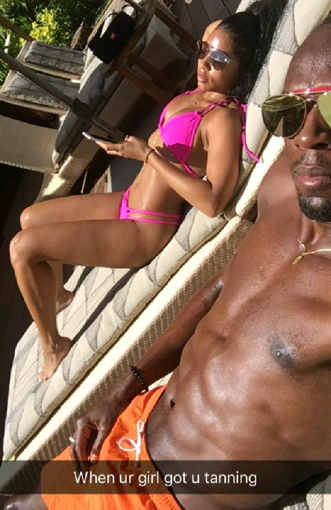 Usain Bolt Breaks Silence On Cheating Rumours In Snapchat Story 4 1