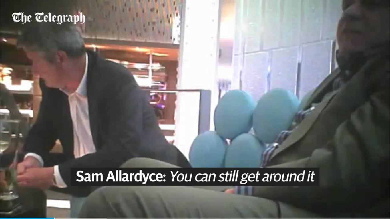 Sam Allardyce Leaves Role As England Manager After Just One Game Allardyce Video 2
