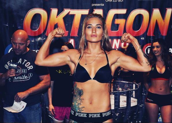 MMA Fighter Leaves Fans Stunned By Her Post Fight Injury Photos AnastaciaYankovaWEB