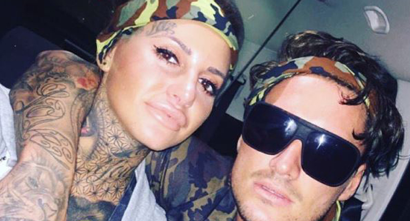 Ex On The Beachs Jemma Lucy And CBBs Bear Share Naked Snapchat BearJemLucy
