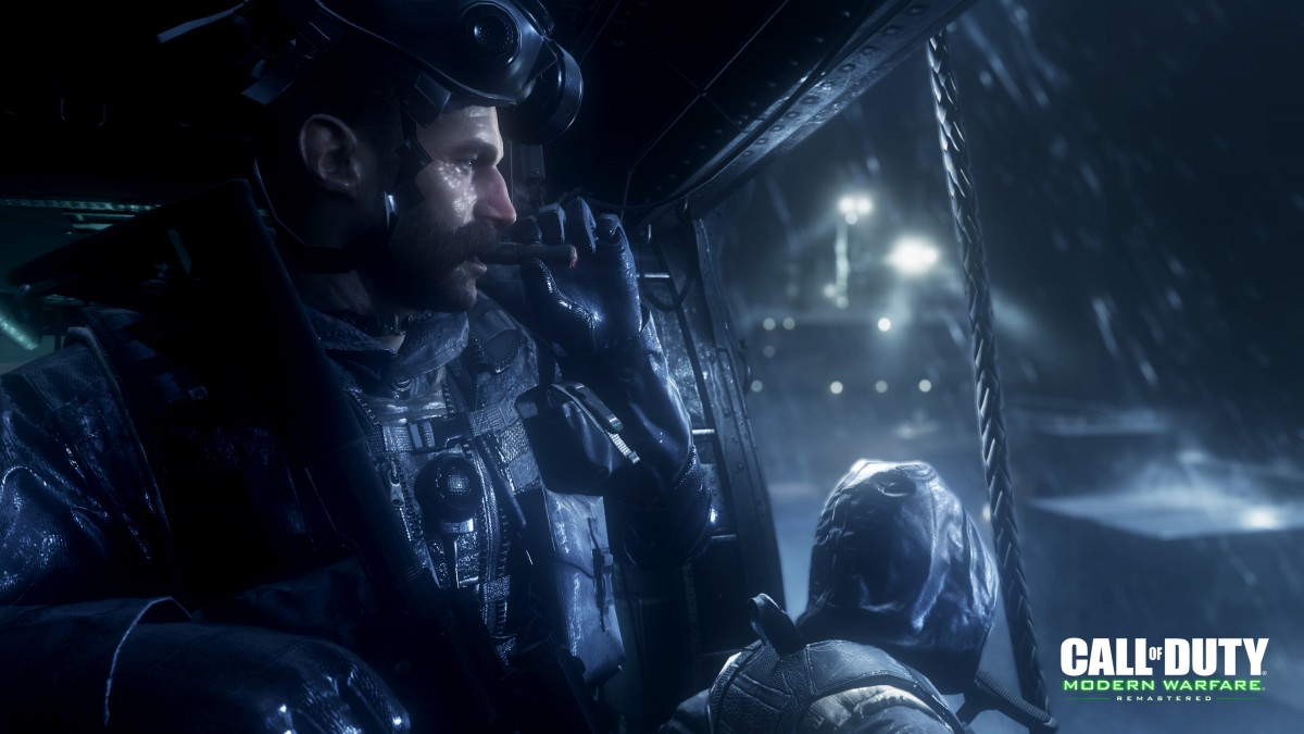 Call Of Duty: Modern Warfare Remastered Gets Stunning Campaign Trailer CODMW Remastered Crew Expendable 1 WM 1200x675