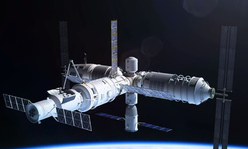 Out Of Control Chinese Space Station To Crash Into Earth Capture 5