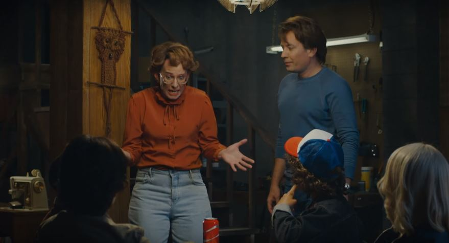 Stranger Things Barb Gets Hilarious Revenge On Kids From The Show Capture