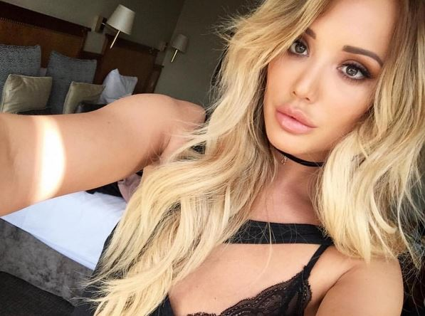 Charlotte Crosby Slammed For Ruining Herself With Inflated Lips CharlotteCrosbylip
