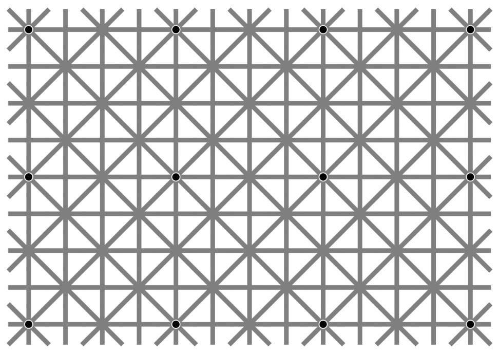 Heres Why You Cant See All Twelve Dots In This Optical Illusion CsG6MSpWAAAdTob