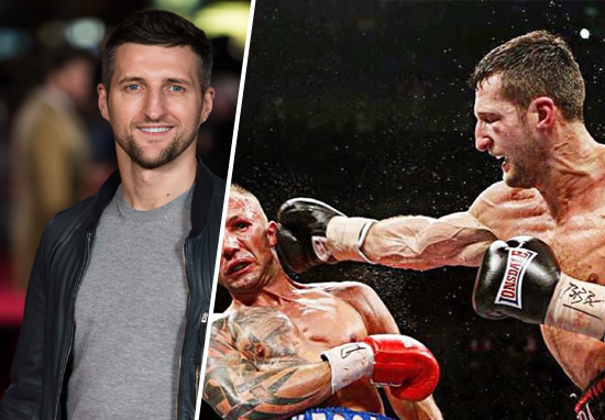 Carl Froch Gets Nose Job, No Longer Looks Like A Boxer Apparently FFroch Nose WEB