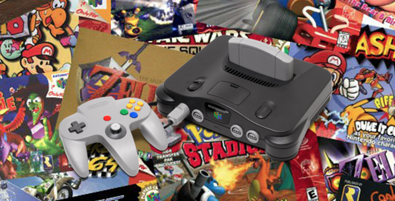 N64 Emulator Now Live On Xbox One, Here's How To Get It