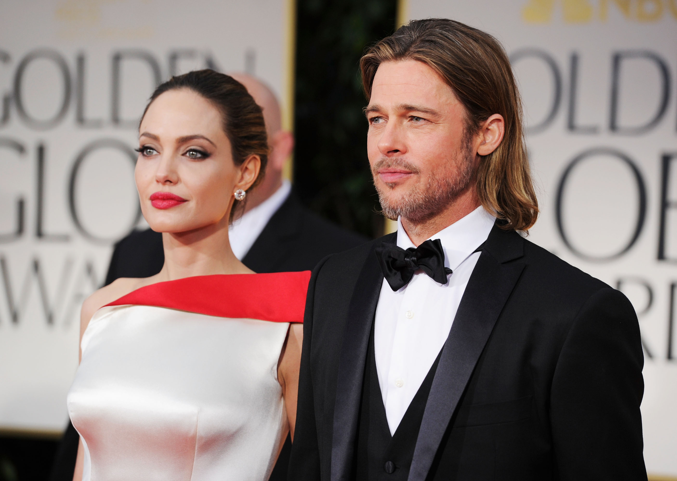 Angelina Jolie Furious Over This Photo Of Brad And Selena Gomez GettyImages 137133749