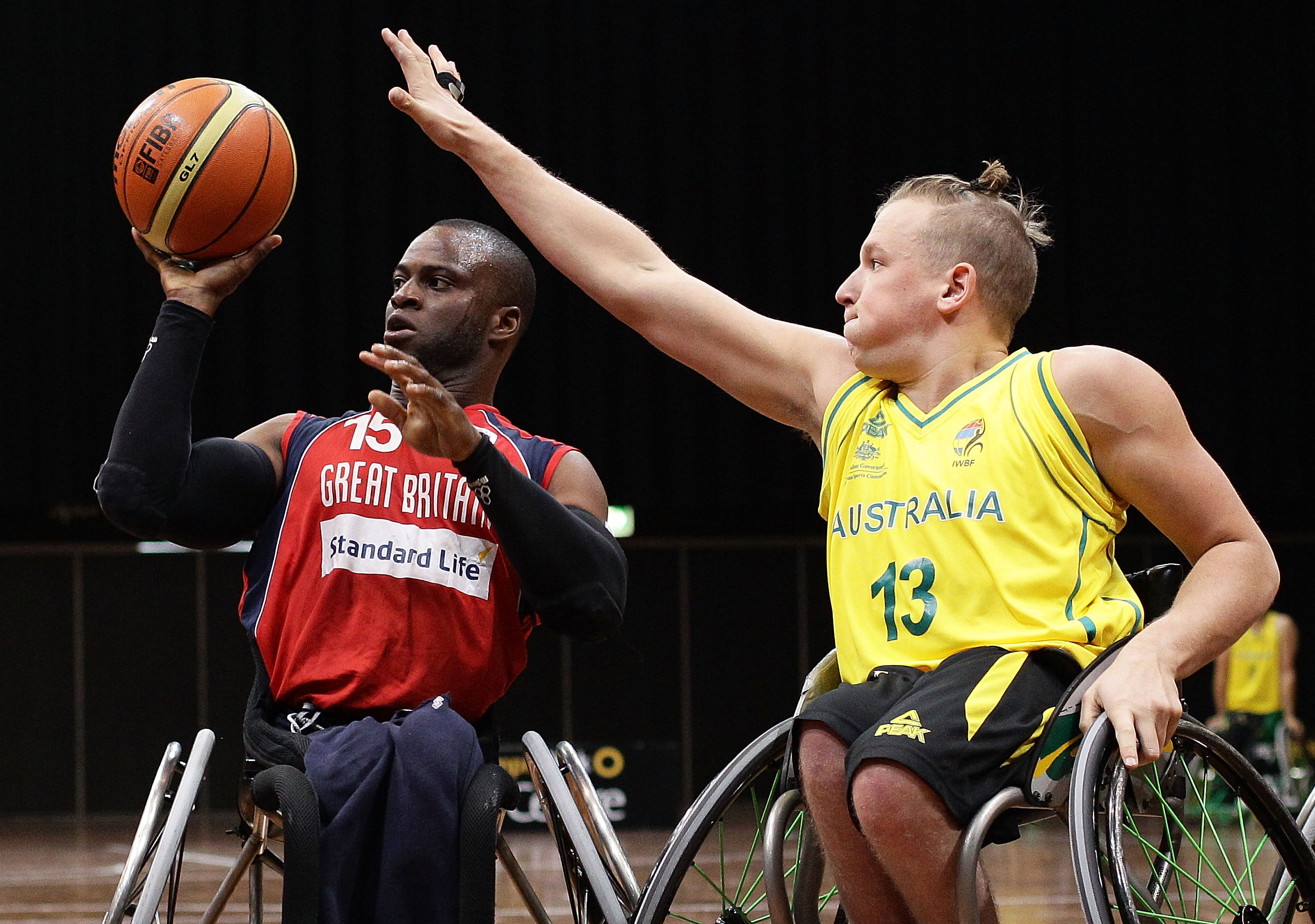 Paralympic Athlete Wins Gold In Two Completely Different Sports GettyImages 148497119