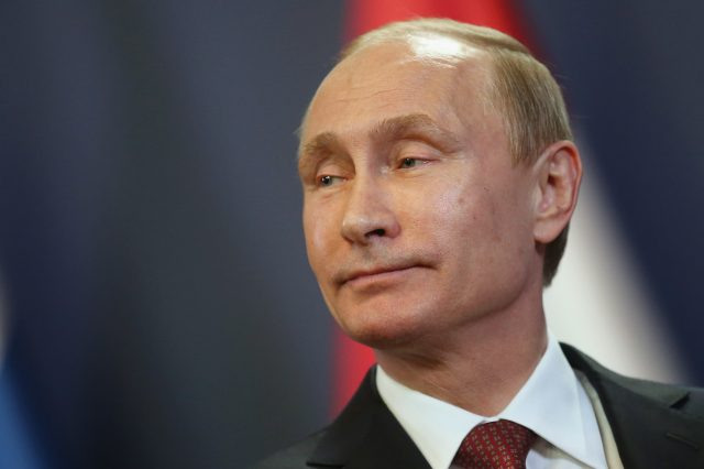 American Spies Fear Putin Building Nuclear Arsenal For World War Three GettyImages 463687926 640x426