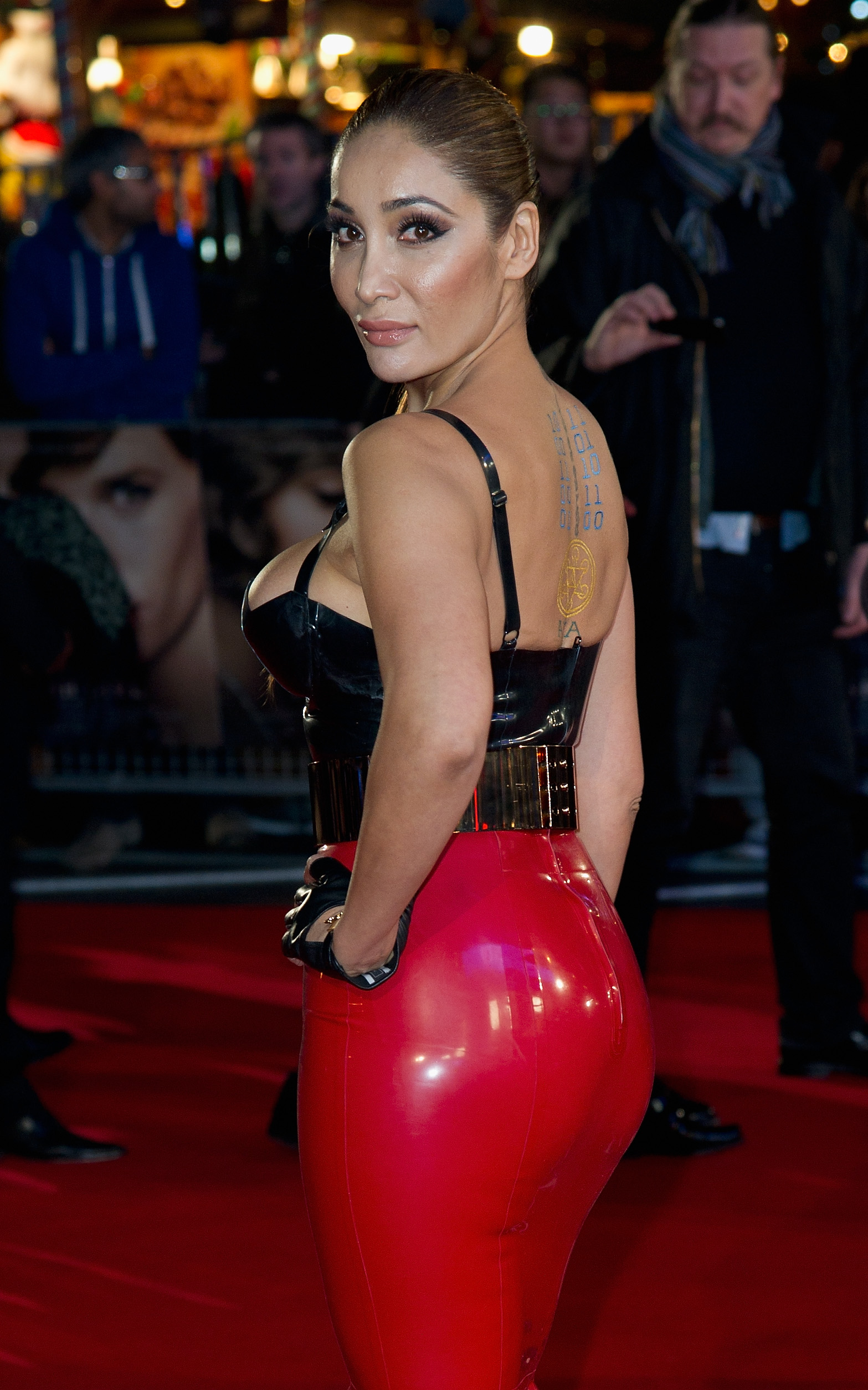 British Model And Actress Ditches Breast Implants To Become Nun GettyImages 500477626