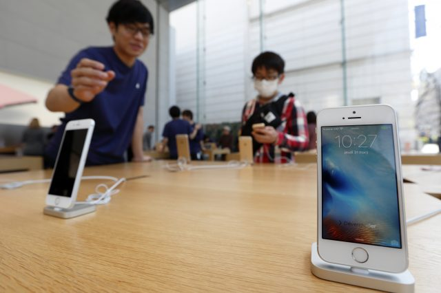 iPhone 8 Rumours Have Already Begun And It Sounds Amazing GettyImages 518299370 640x426