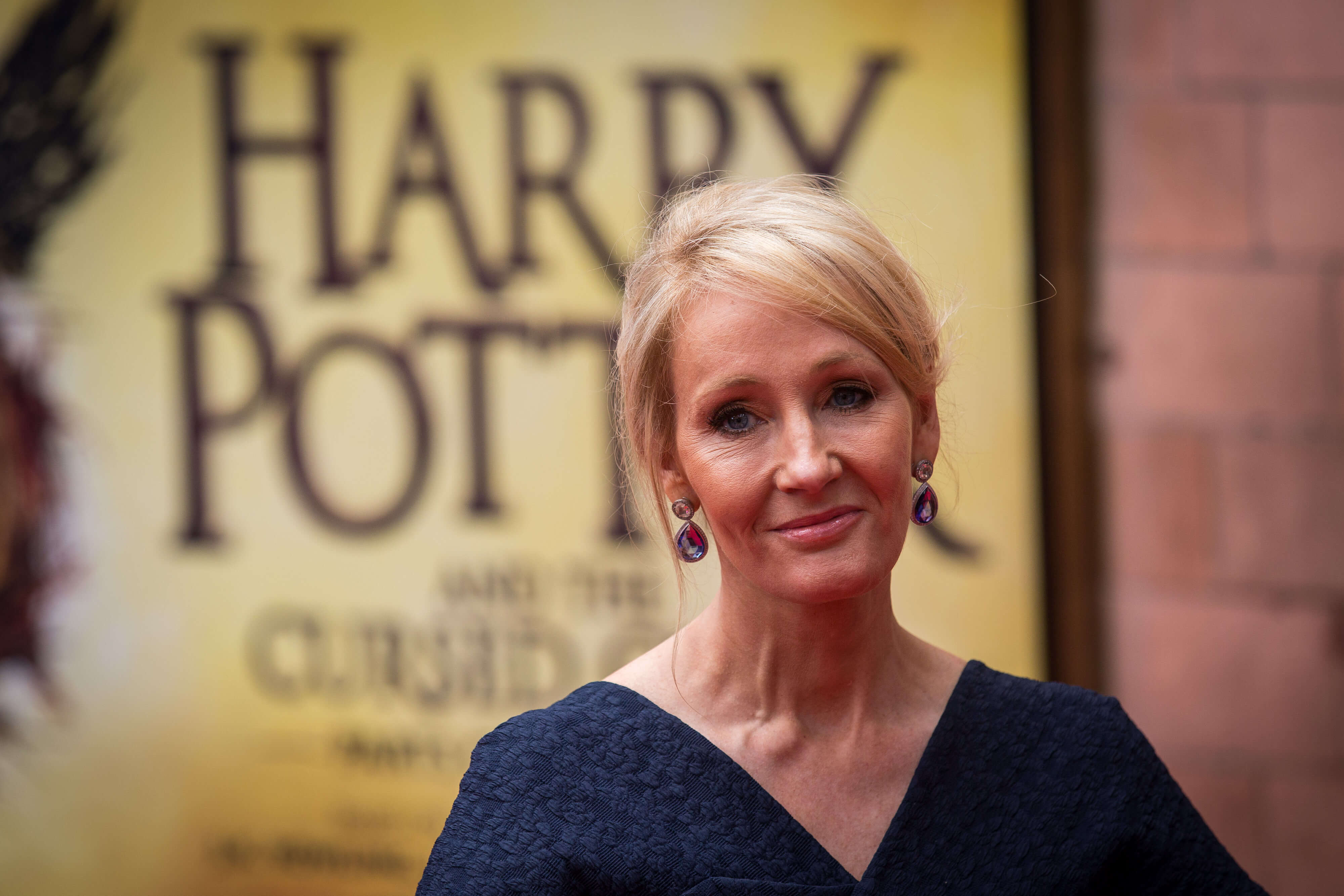 JK Rowling Has Some Bad News For Harambe Fans GettyImages 584708358