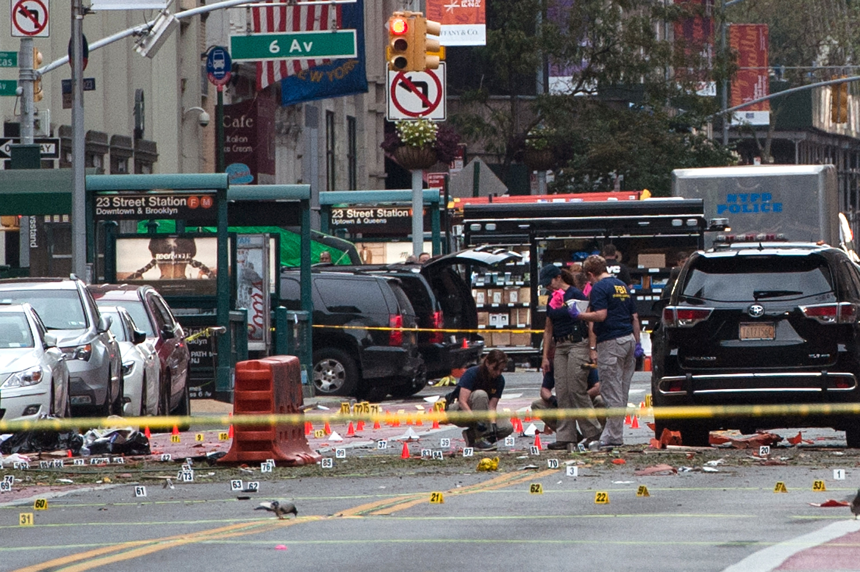 Five New Explosive Devices Discovered In New Jersey GettyImages 607521892