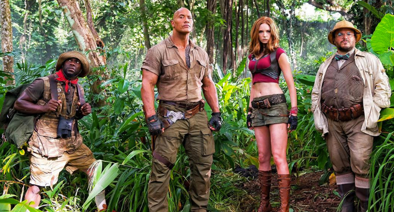 Dwayne Johnson Announces Hes Going To Be A Dad Again JumanjiFB