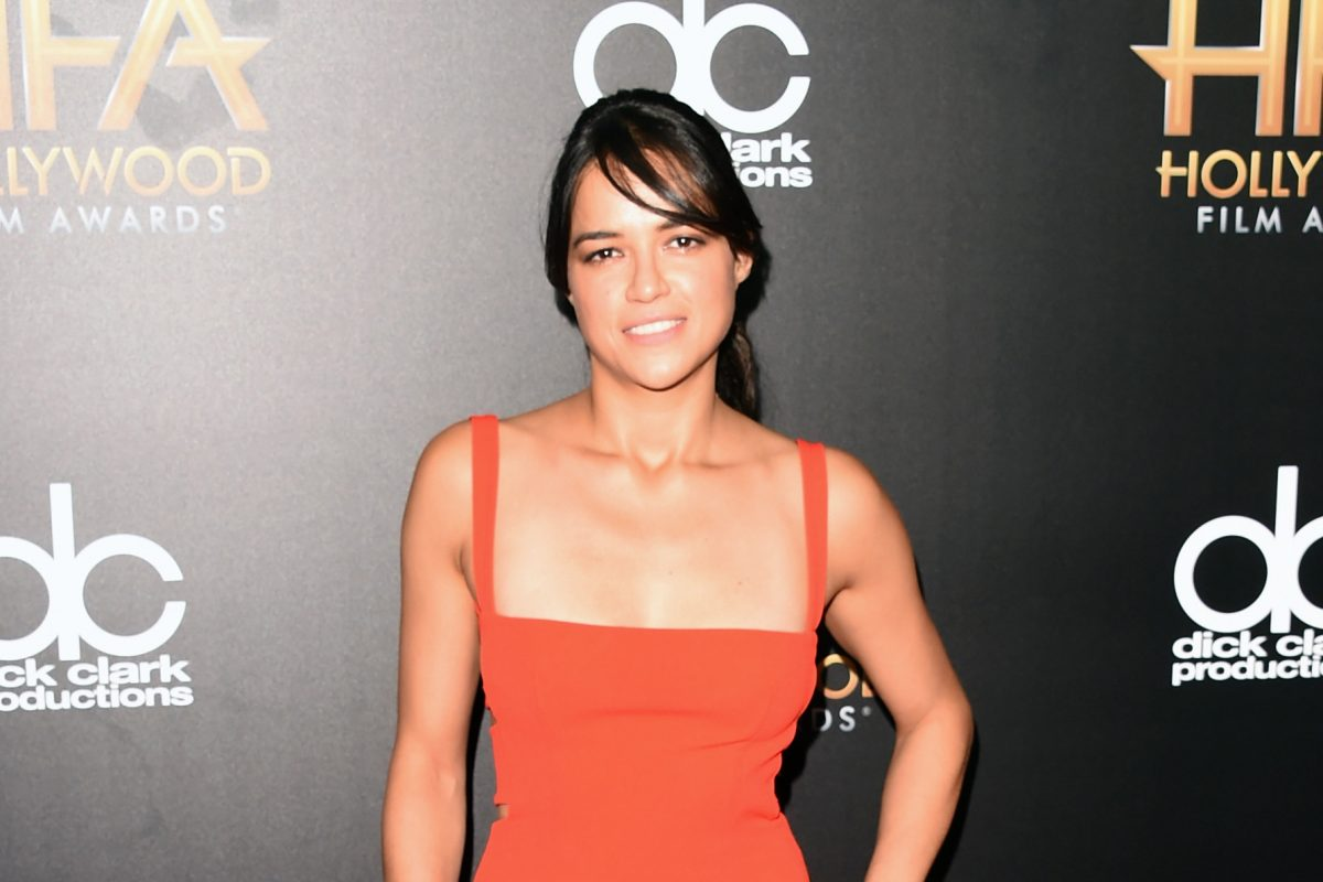 These Photos Of Michelle Rodriguez In Drag Made People Very Angry Michelle RodriguezWEBTHUMB 1200x800