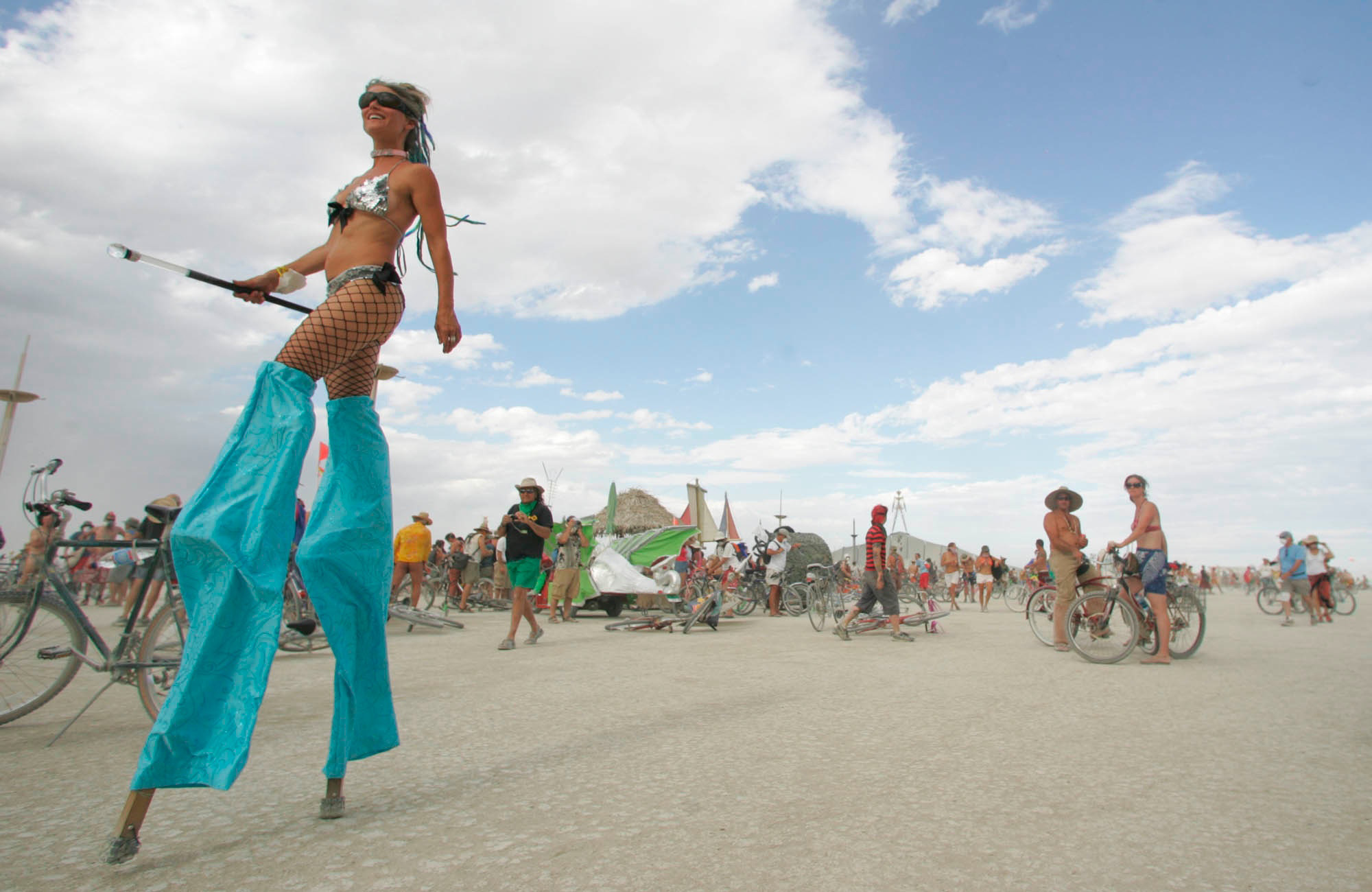 People Did Some Weird Sh*t At Burning Man Festival This Year PA 5072125