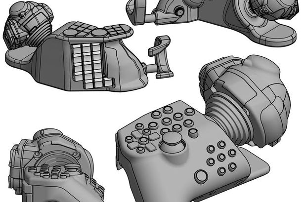 Strange Russian Controller Could Be The Future Of Gaming R Handle