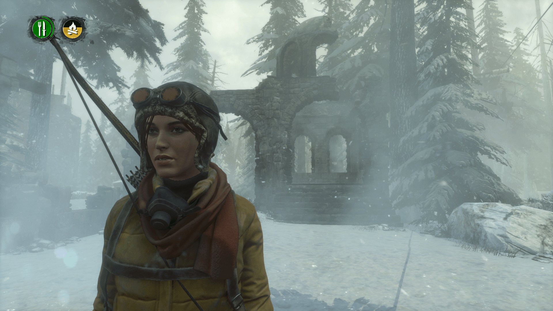 Hands On With Rise Of The Tomb Raiders Brilliant New PS4 Features Screenshot Original