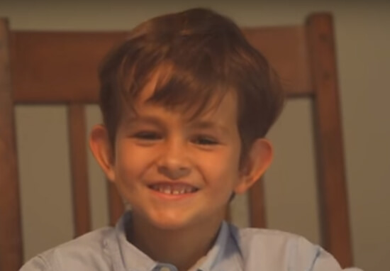 Six Year Old Boy Offers Place In Family To Syrian Refugee SyrianLetterObamaWEB