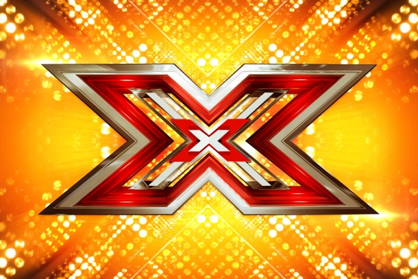 X Factor Slammed For Cringeworthy Staged Audition THE X FACTOR LOGO 01 610x407