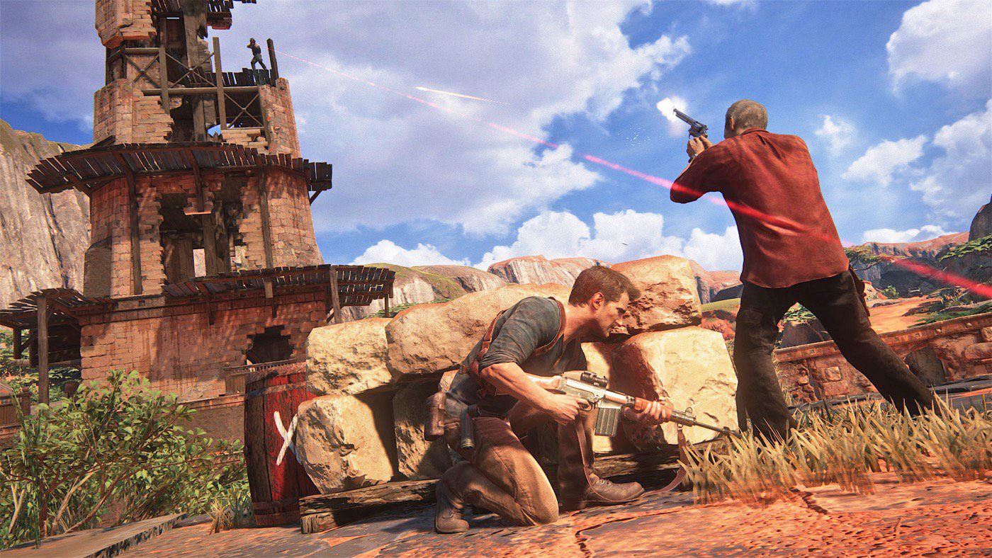 Uncharted 4s Latest Free DLC Brings New Maps And Modes Uncharted410 ed