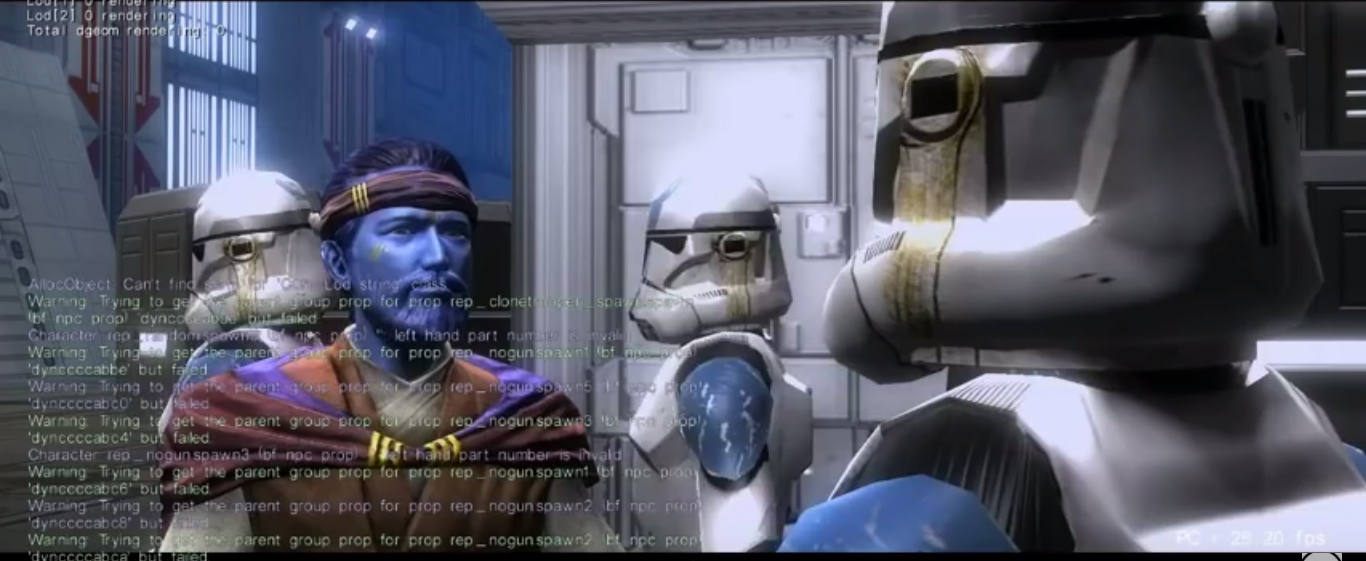 Footage From Scrapped Star Wars Battlefront 3 Emerges Untitled 2