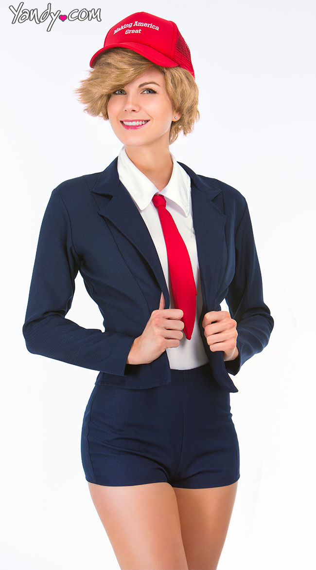 You Can Now Buy Sexy Donald Trump Outfit YR E7081 SUZZIE PS09092015 lighthair