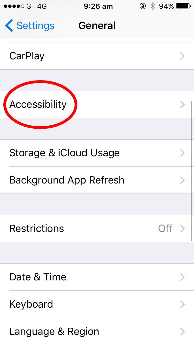 Heres How To Fix The Most Annoying Change In iOS 10 accessibility