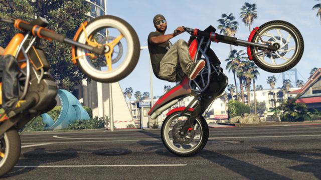 GTA Online Brings Biker Gangs In Cool New Update actual 1474978456