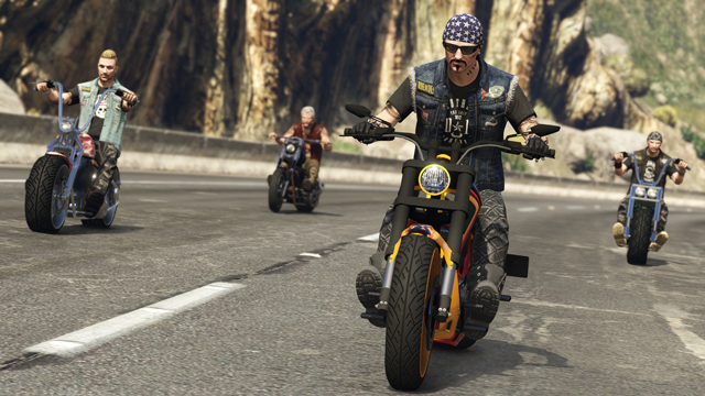 GTA Online Brings Biker Gangs In Cool New Update actual 1474978491
