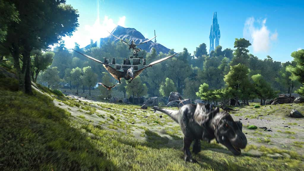 People Are Pretty Angry About The Recently Announced Ark Expansion ark survival evolved