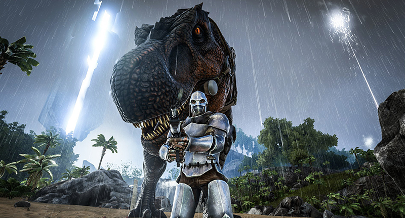 People Are Pretty Angry About The Recently Announced Ark Expansion arkfacebook 2