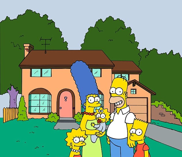 Heres How Much The Simpsons House Really Costs article 2527254 0AB4CBCD000005DC 727 634x565 1