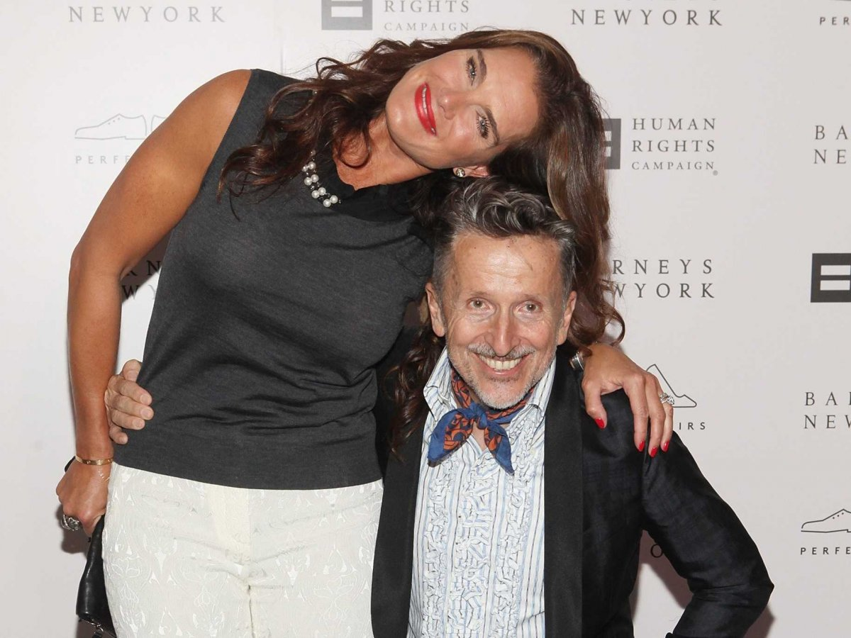 Celebrities You Didnt Realise Were Actually Really Tall at 6 feet tall brooke shields is over a foot taller than simon doonan of high end retailer barneys