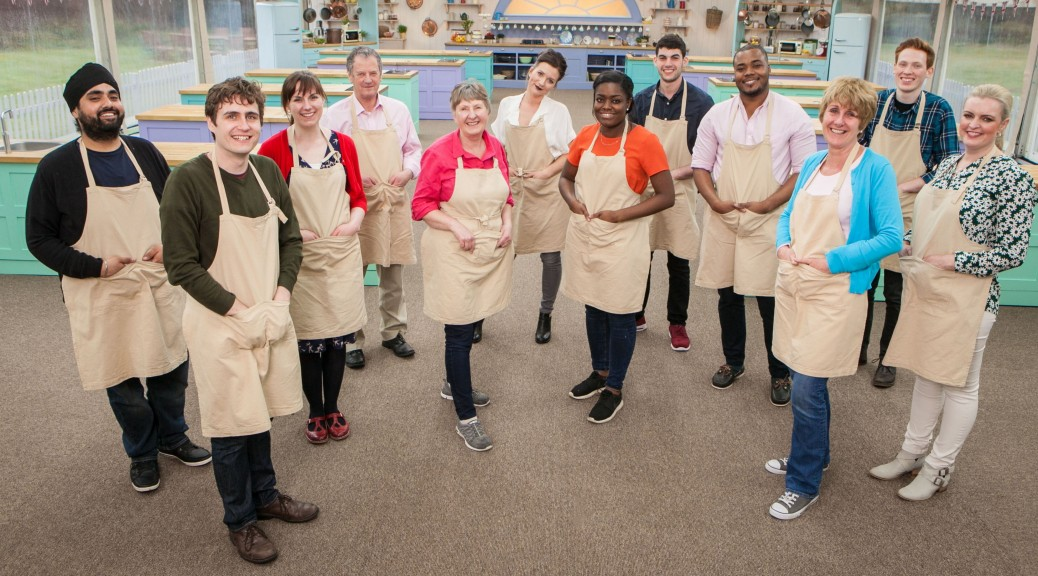 BBC And Channel 4 Are Having Serious Beef Over GBBO %name