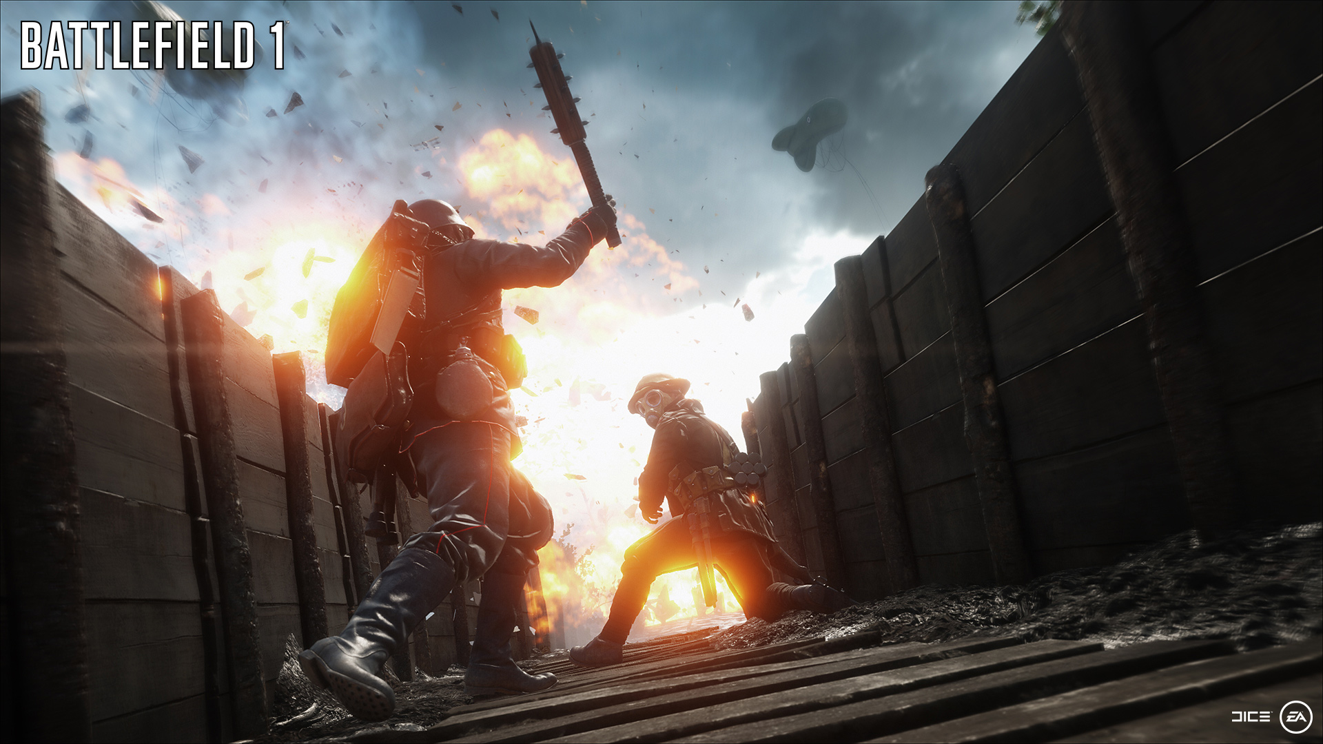 Battlefield 1 Suffers Huge Server Outages, Hackers Reportedly Involved battlefield 1 2