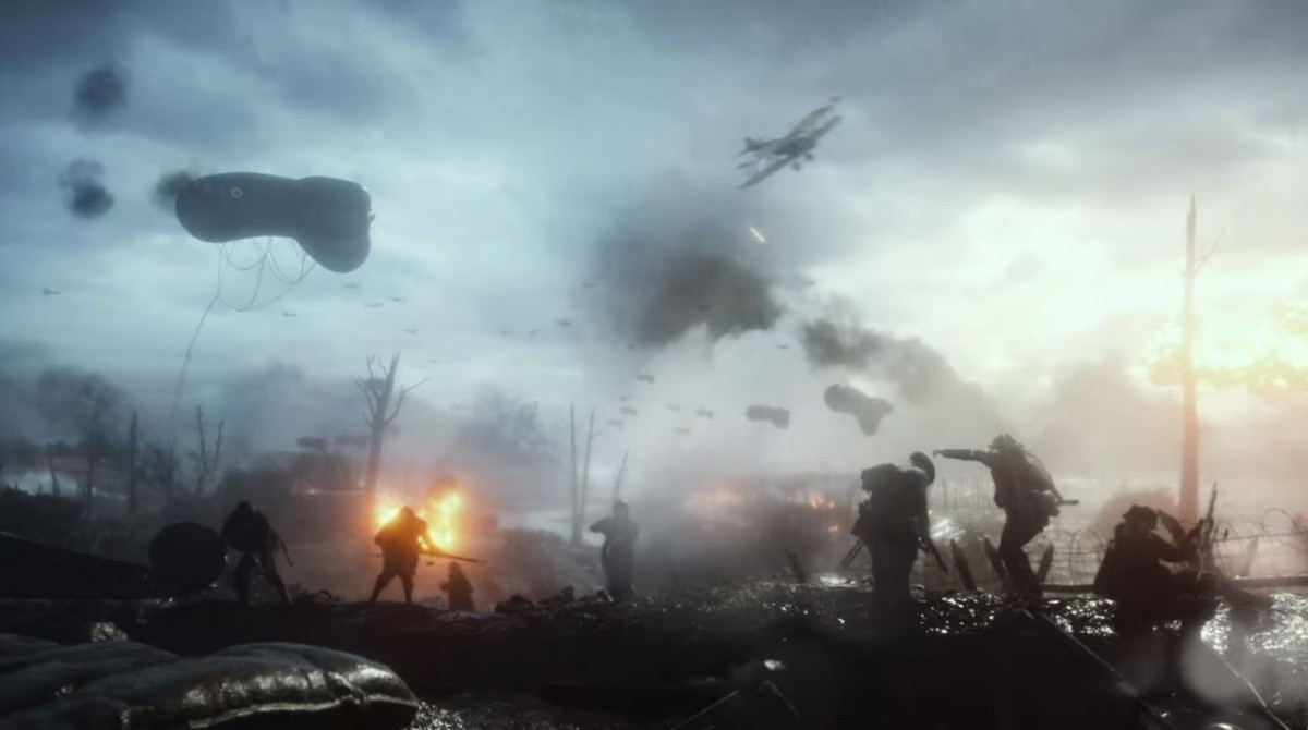 Battlefield 1 Campaign Teaser Drops Ahead Of Full Trailer bf1 1200x670