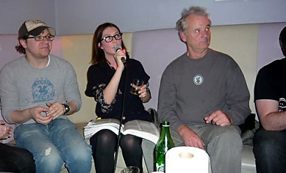 10 Times Bill Murray Was The Coolest Person Alive bill murray karaoke